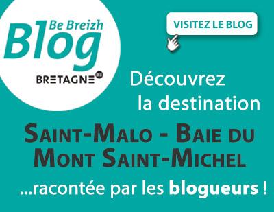 [www.bebreizh-blog.bzh] Découvrez la destination Saint-Malo - Baie du Mont Saint-Michel racontée par les blogueurs