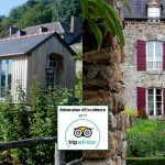 Attestation d'excellence TripAdvisor Bretagne France