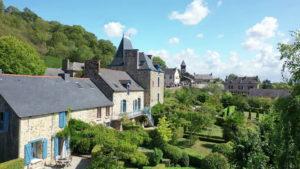 Chateau Mont Dol Chambre hotes Gite Charme Saint Malo Cancale Mont Saint Michel