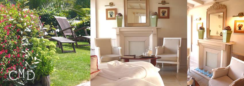 Guide des maisons d hotes de charme avie home for Chambre d hotes luxe
